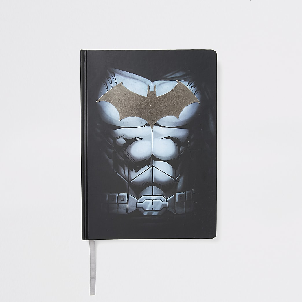 Boys Batman black notebook