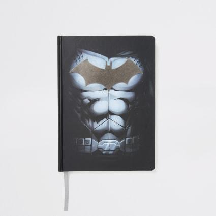 Boys Batman black notebook