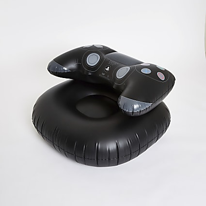 Boys PlayStation controller inflatable chair