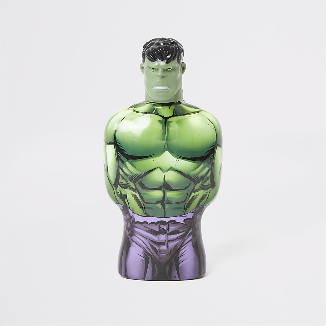 Boys Hulk shower gel