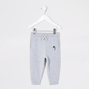 Mini – Maison Riviera– Graue Jogginghose für Jungen
