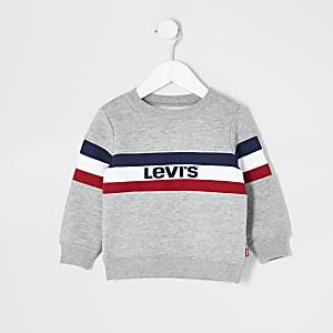 Levi's– Sweatgris Minigarçon