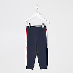 Levi's– Pantalons de jogging bleu marine Minigarçon