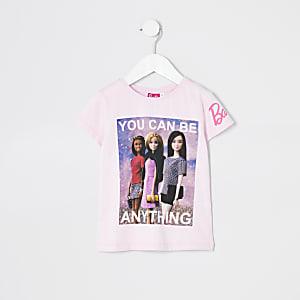 """Mini – Barbie-T-Shirt """"be anything"""" für Mädchen"""