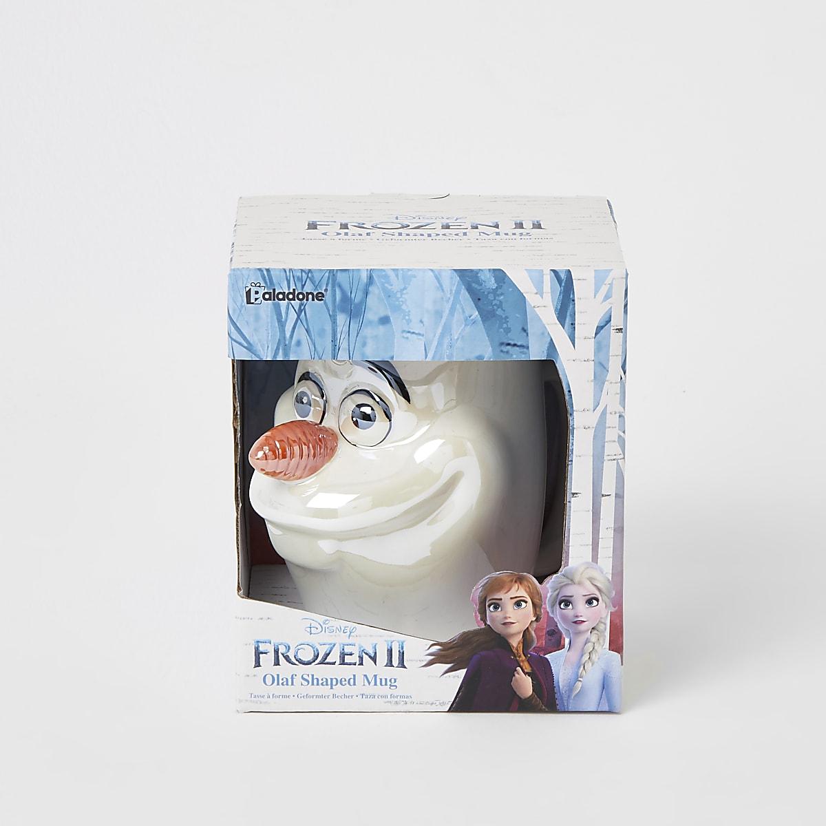Frozen Olaf shaped mug