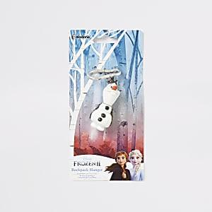 Die Eiskönigin – Schüsselring mit Olaf-Anhänger