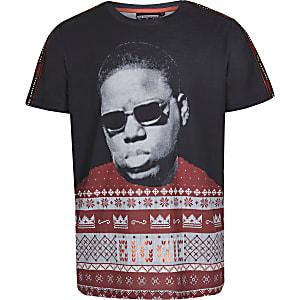 """""""Notorious B.I.G"""" Weihnachts-T-Shirt für Jungen"""