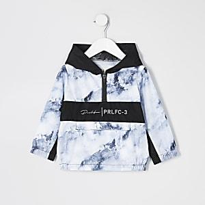 Mini - Prolific - Wit opbergbaar jack voor jongens