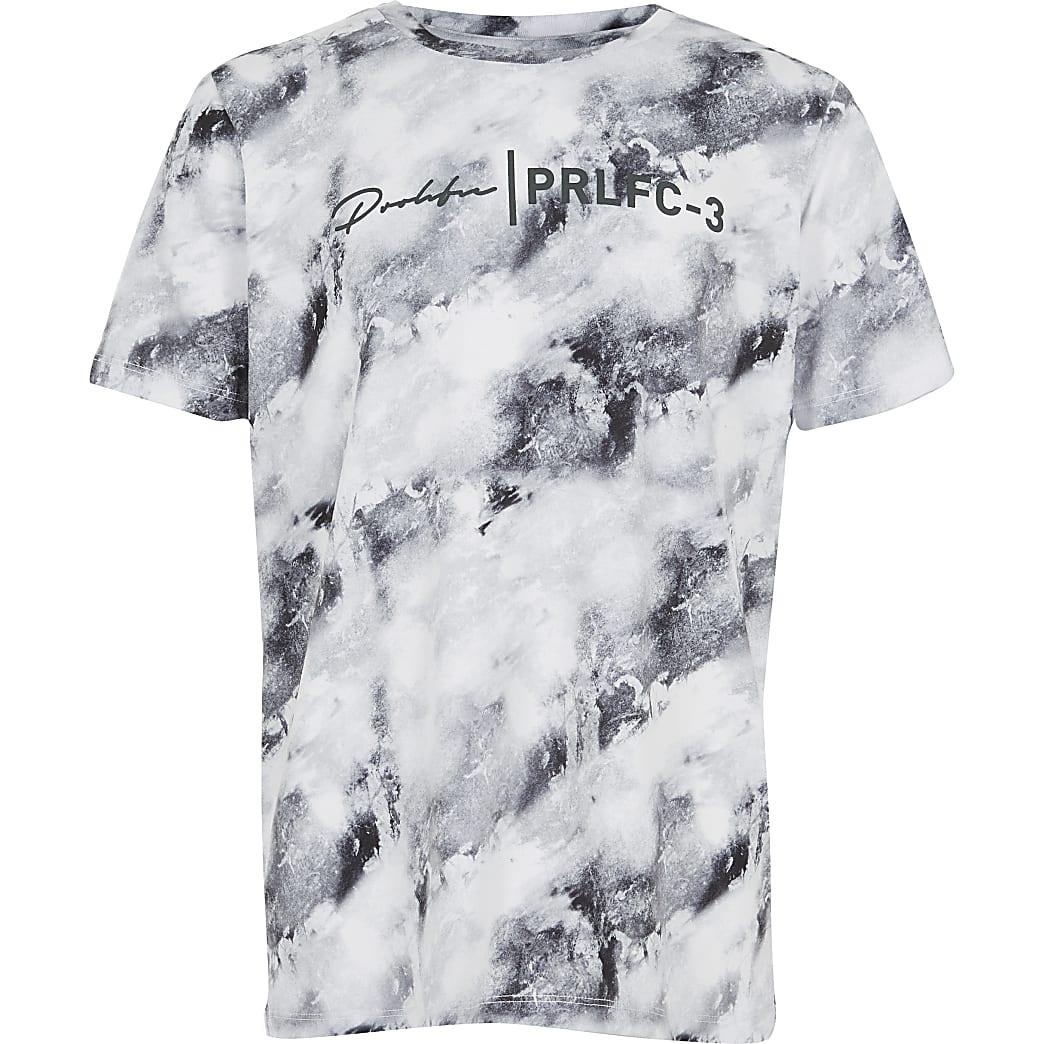 Prolific - T-shirt imprimémarbrébleu pour garçon