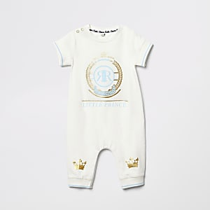 Genouillère crème imprimé « Little Prince » pour bébé