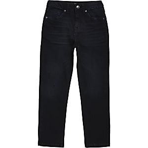 Jake – Dunkelblaue Regular Fit Jeans für Jungen