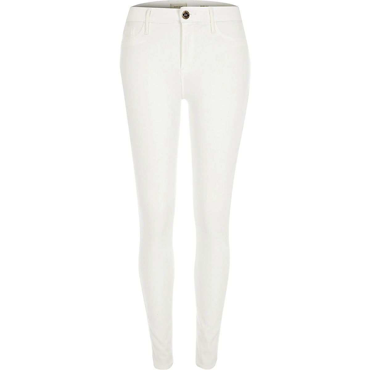 White reform Molly jeggings