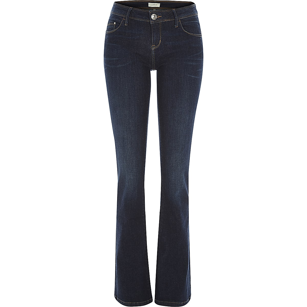 ef63984f517 Dark wash Hailey low rise bootcut jeans - Bootcut & Flared Jeans - Jeans -  women