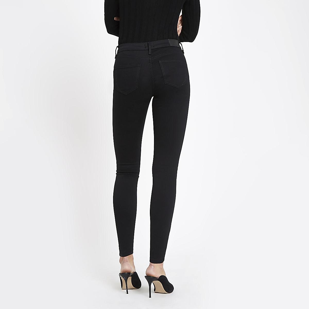 e6d559cd53 Black Amelie super skinny jeans - Skinny Jeans - Jeans - women