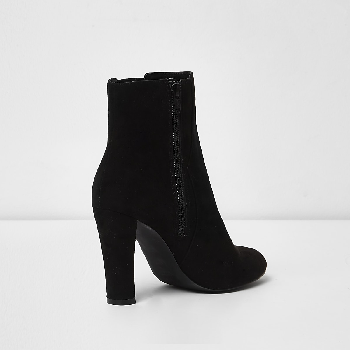 2538b99bb0c3d Black heeled chelsea boots - Boots - Shoes & Boots - women