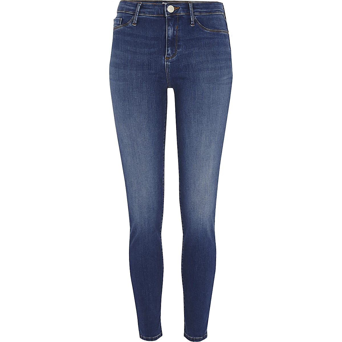 Mid blue Molly jeggings