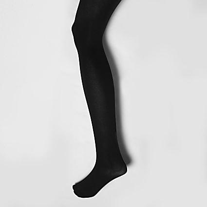 Black 80 denier tights
