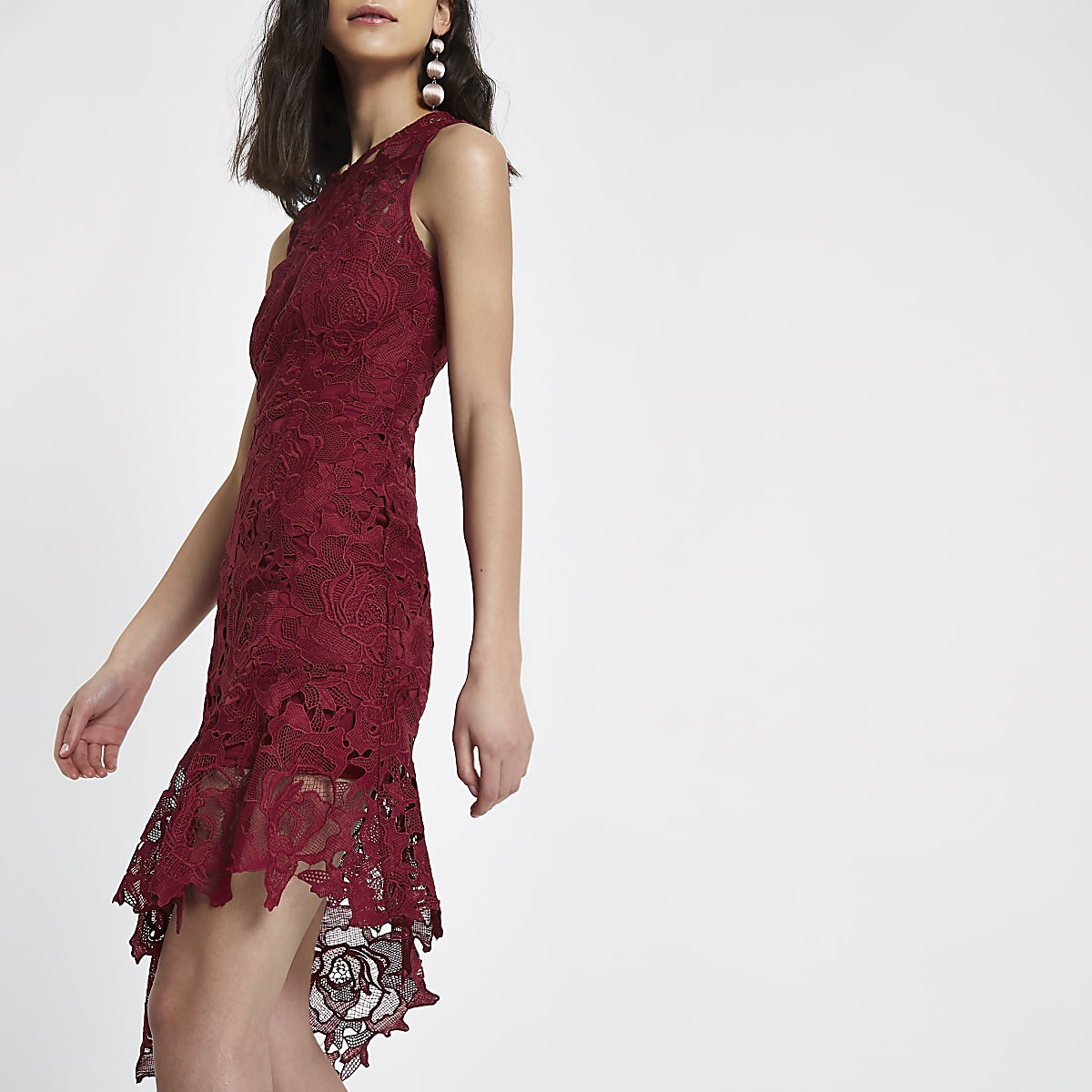 28855e95ee8 Red Lace Dress Womens - Gomes Weine AG
