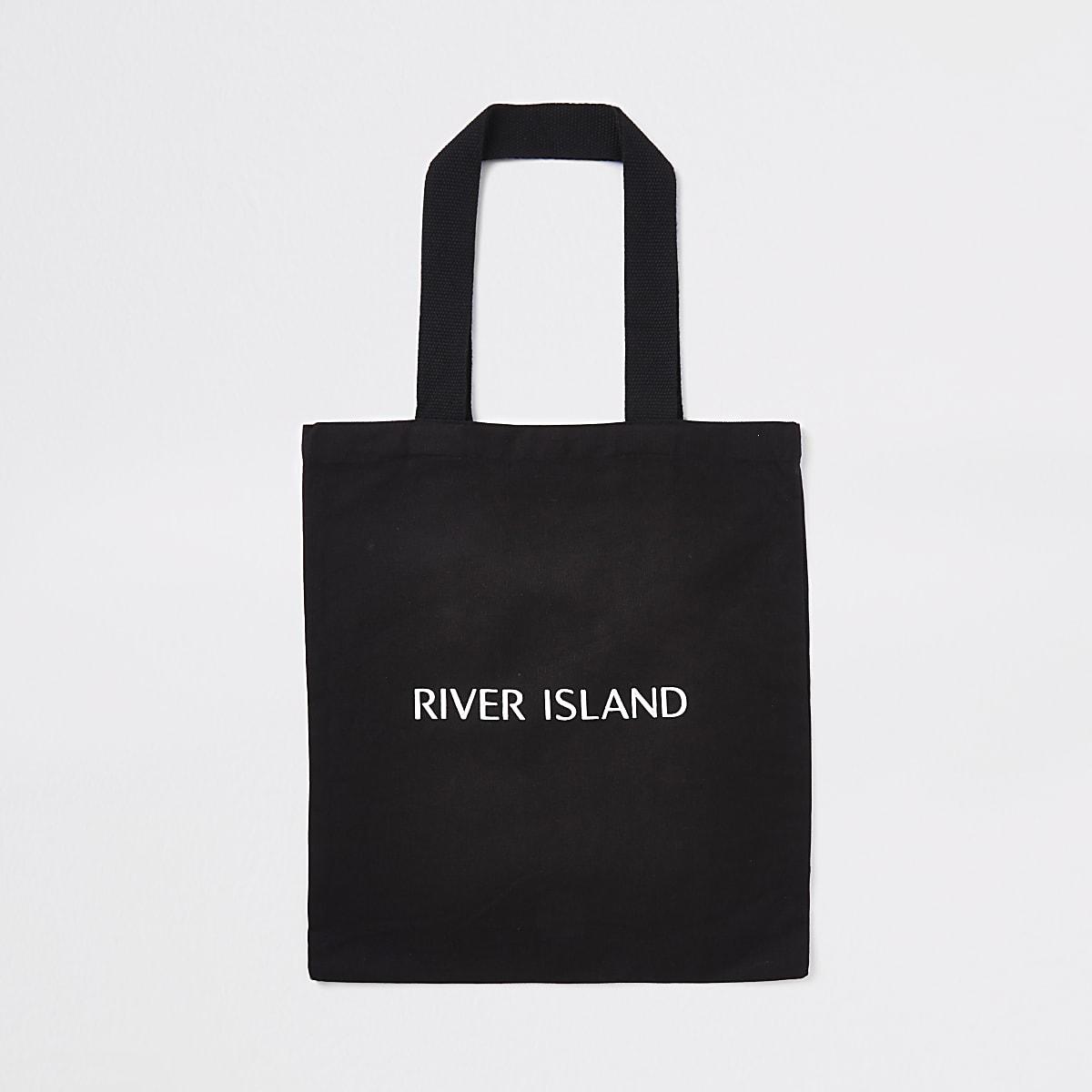 RI - Zwarte shopper