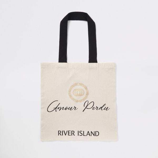 """River Island - shopper-tasche """"amour perdu"""" - 1"""