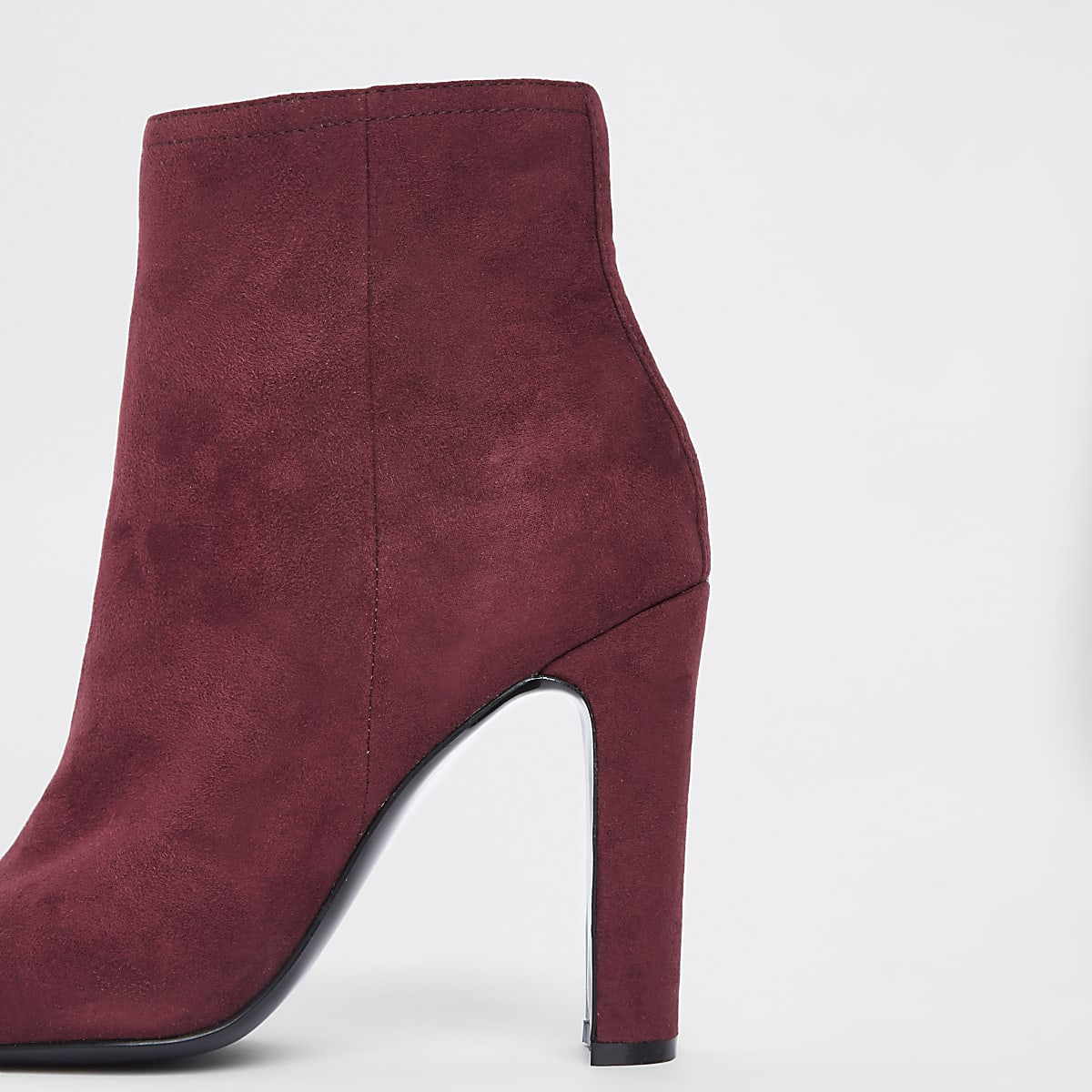 ab68a42167188 Red square toe ankle boots - Boots - Shoes & Boots - women