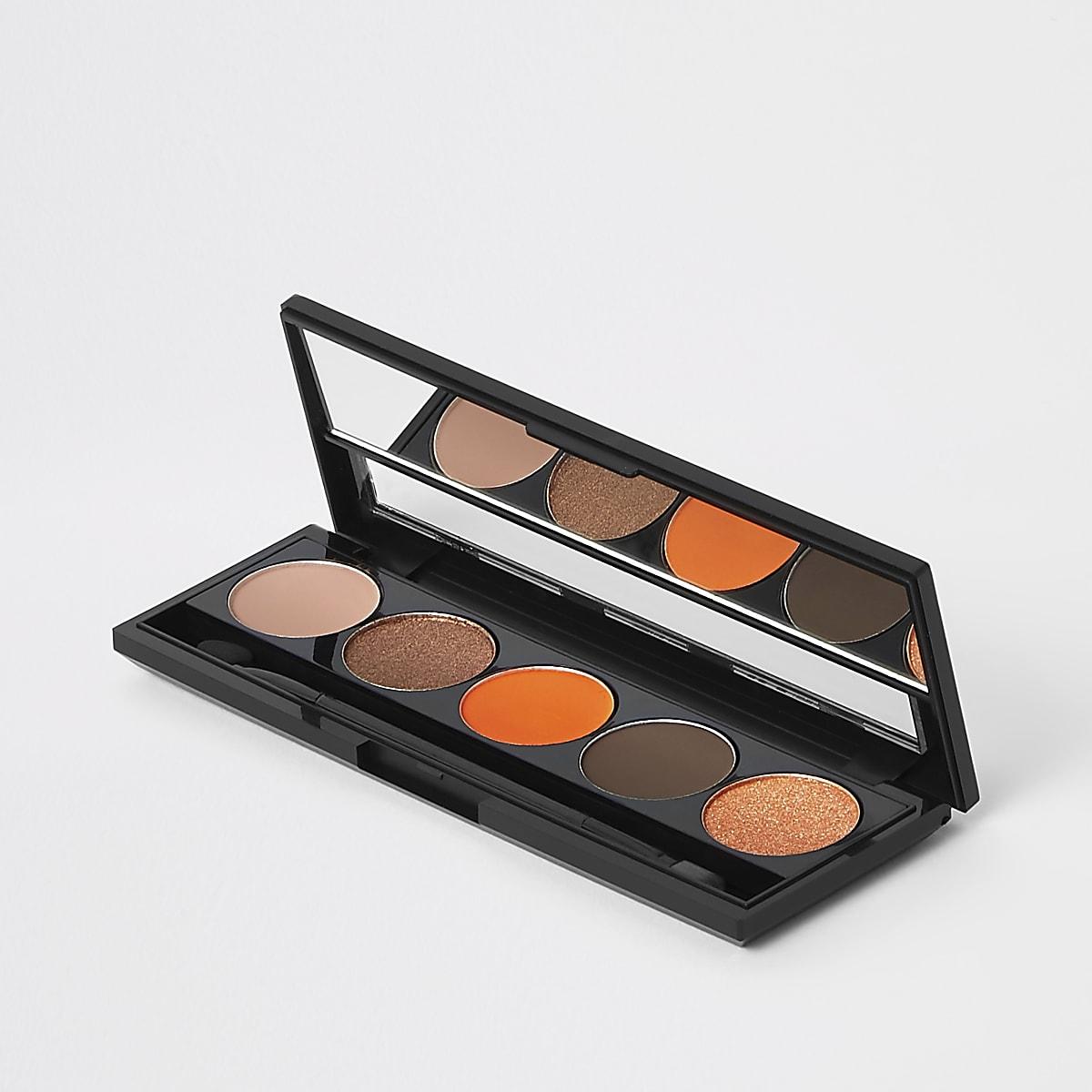 Oh my orange eyeshadow palette