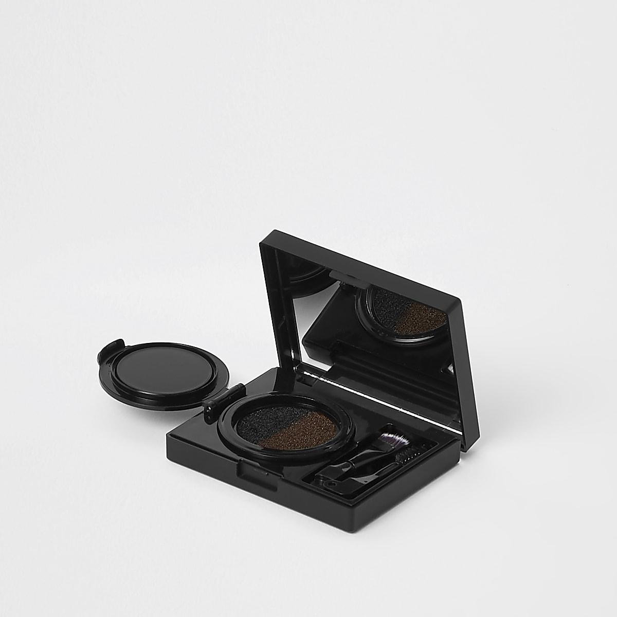 Dark brown brow kit