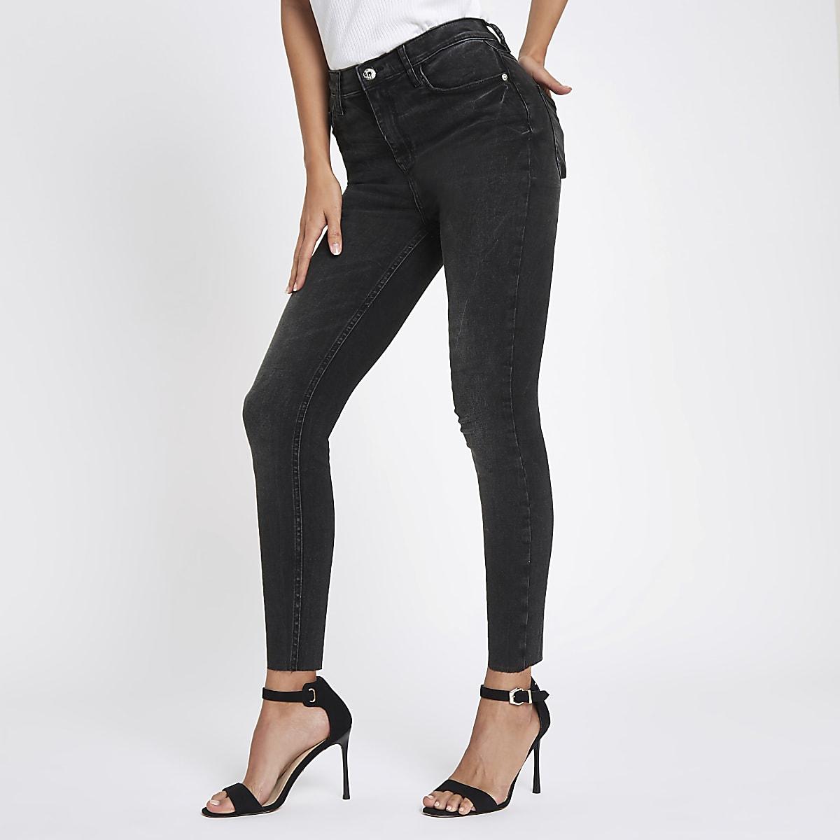 Rl Grazer Black Harper Ankle Jeans mvNn0w8