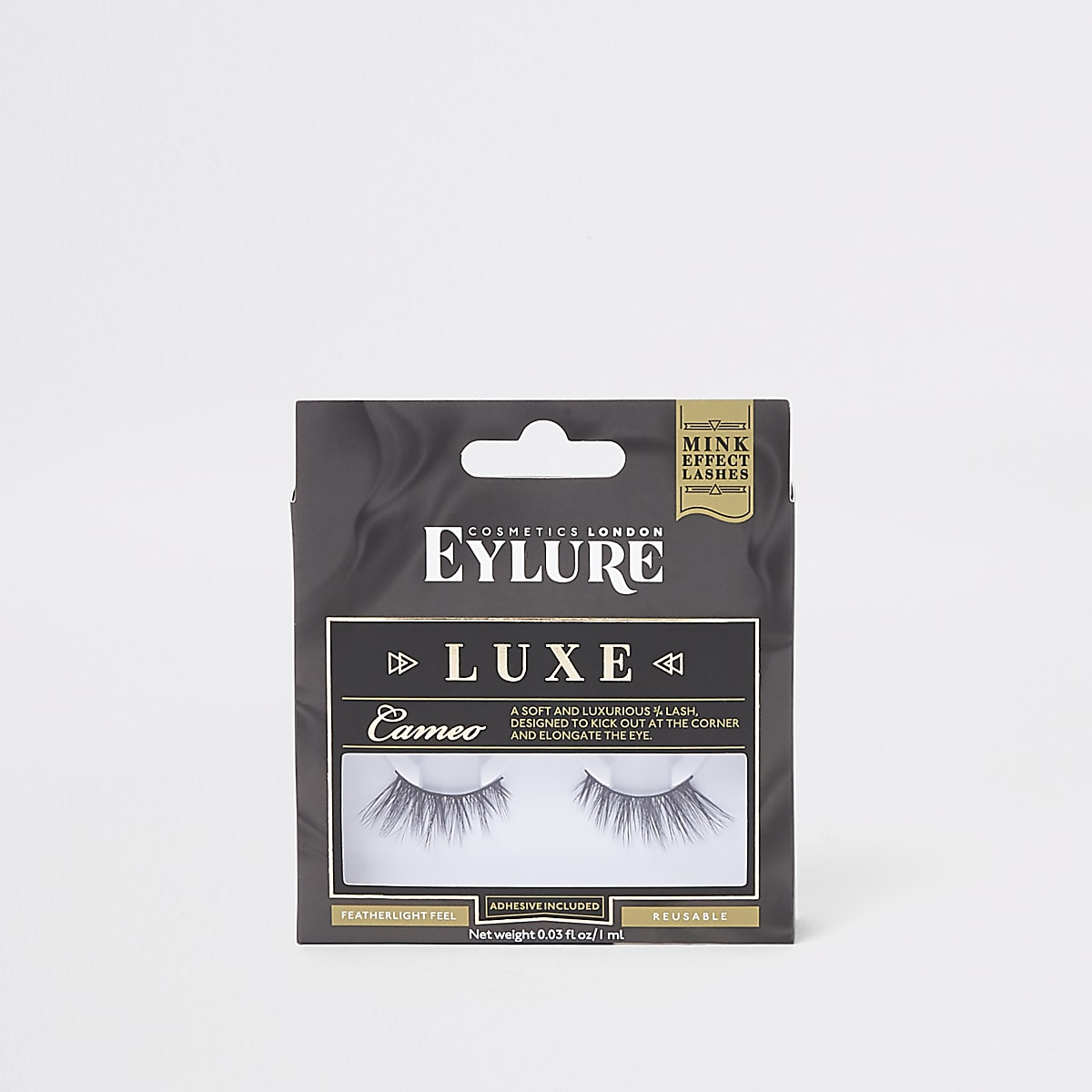 52c924bb5e4 Eylure Luxe Collection Cameo false eyelashes Eylure Luxe Collection Cameo  false eyelashes ...