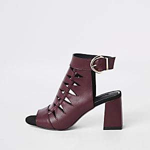 Shoe Boots in Bordeaux