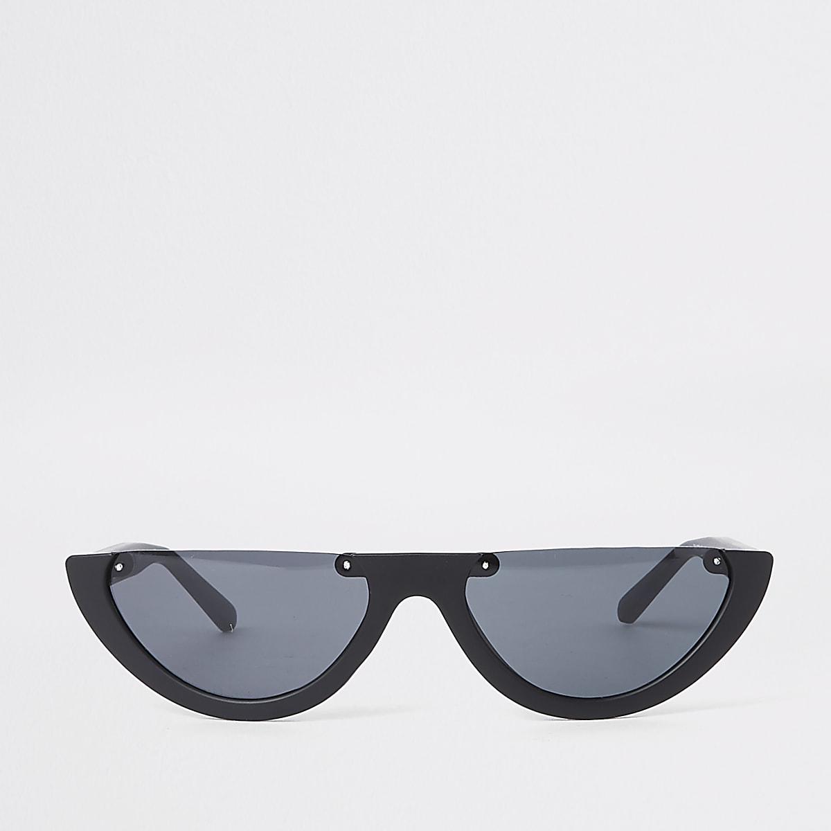 Schwarze Sonnenbrille