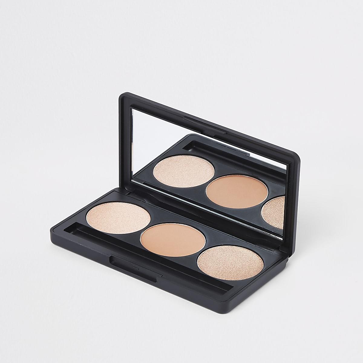 Bronzing trio contour kit