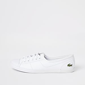 Lacoste – Baskets Ziane blanches