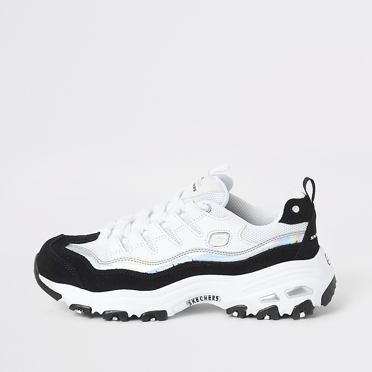 Skechers white Grand View sneakers