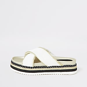b6eba595e1ec6 Womens Sandals | Wedge Sandals | Flip Flops | River Island