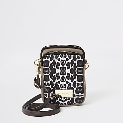 1c83770da39d Black mini pouch cross body bag · Quick view