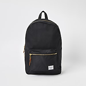 Herschel black Settlement backpack