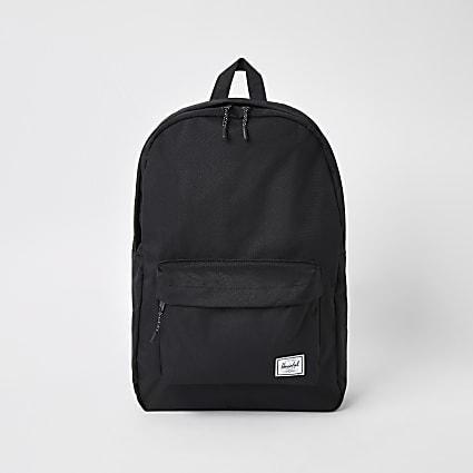Herschel black Classic backpack