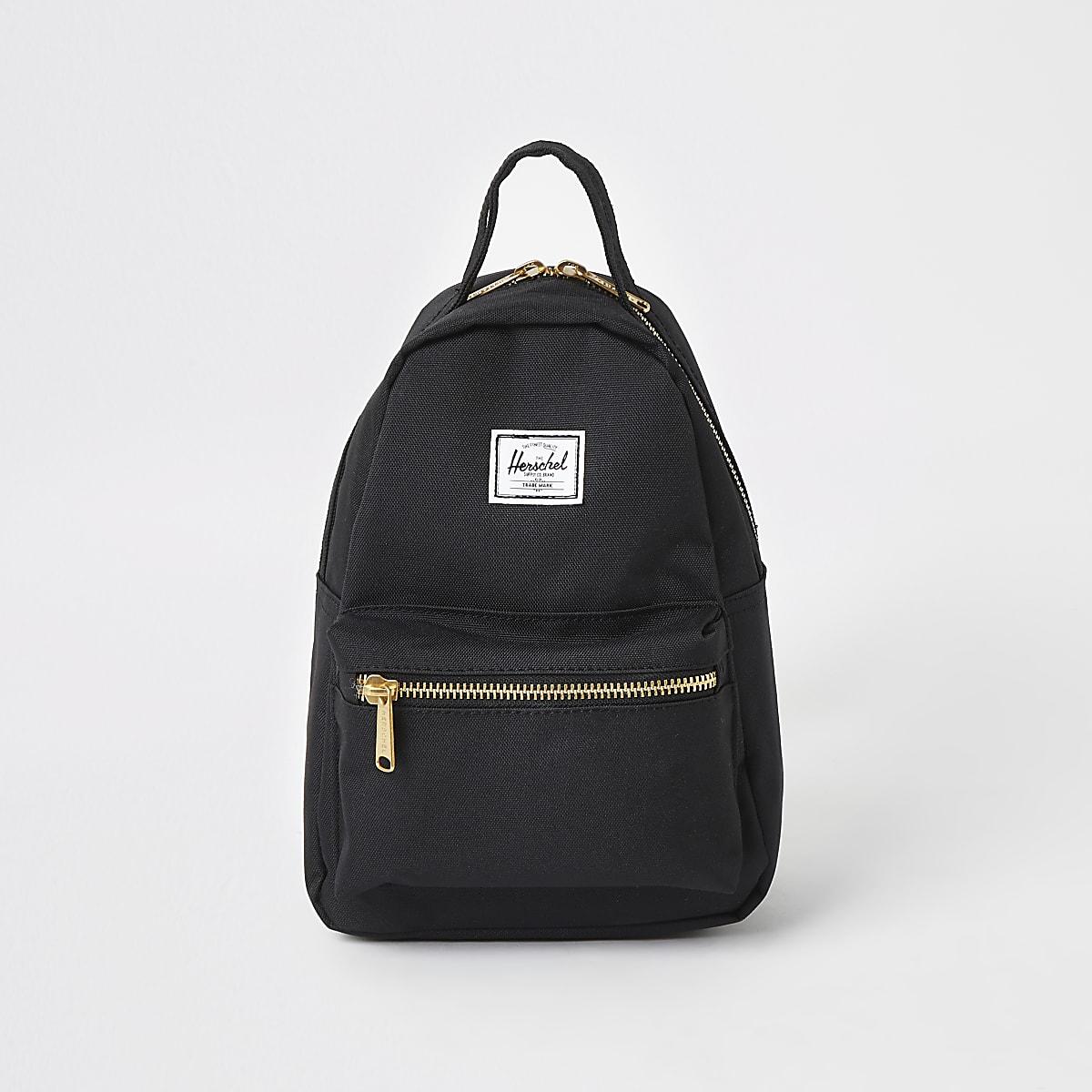 Herschel black Nova backpack