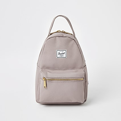 Herschel pink Nova backpack