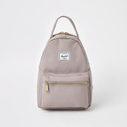 Herschel pink Nova backpack