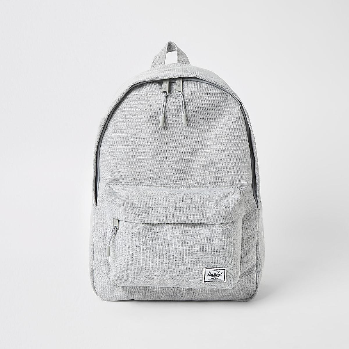 Herschel Herschel Grey Classic Classic Backpack Grey Backpack Herschel Backpack Classic Grey 0vONmy8nwP