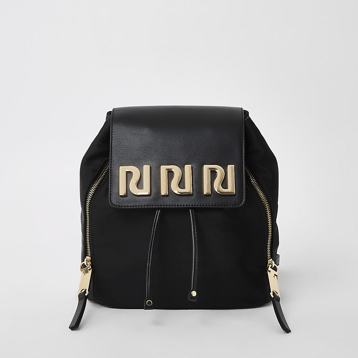 Black RI backpack