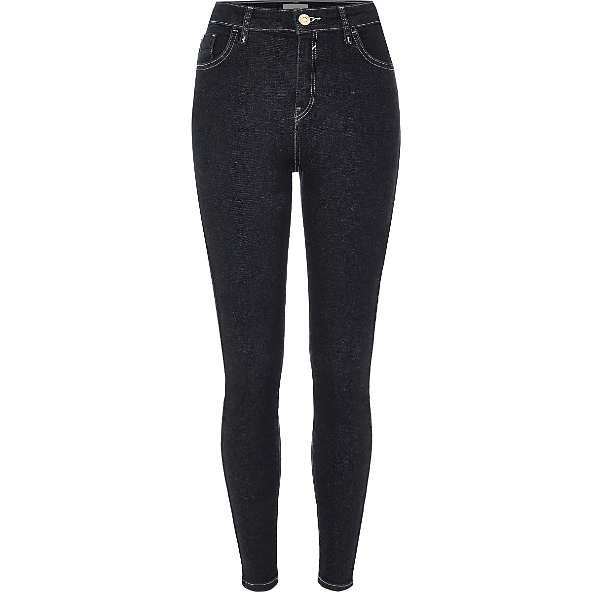 Dark denim Amelie skinny jeans