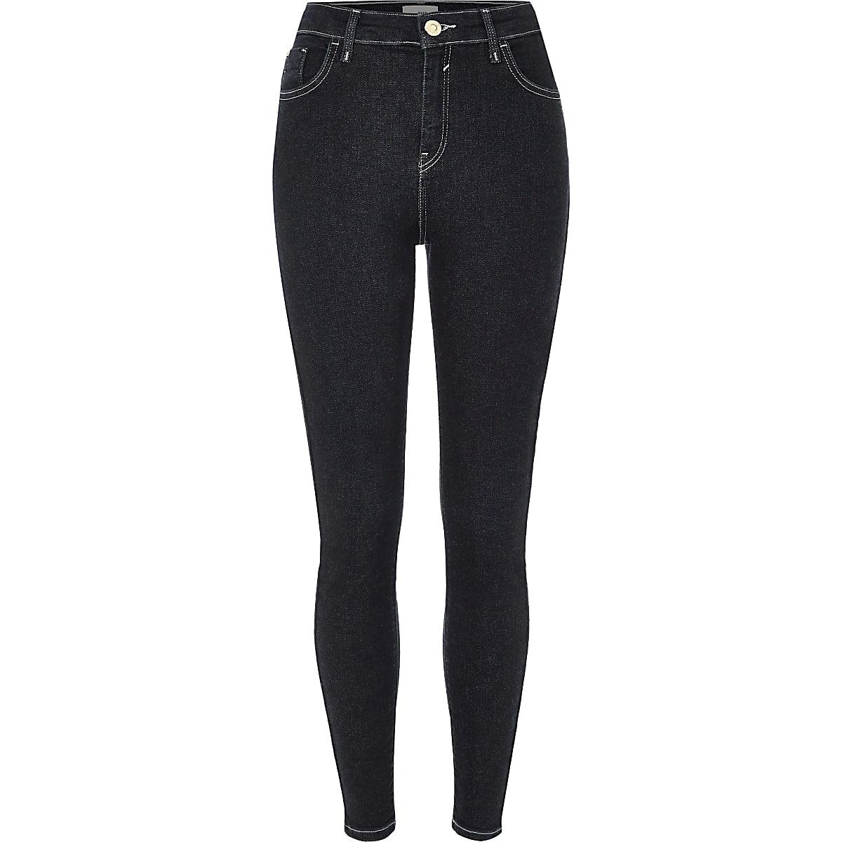 Dark denim Amelie skinny jeans