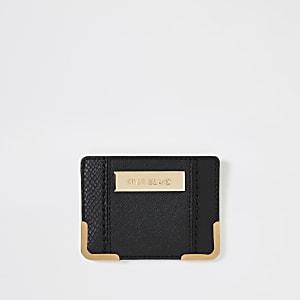 Porte-cartes RI noir