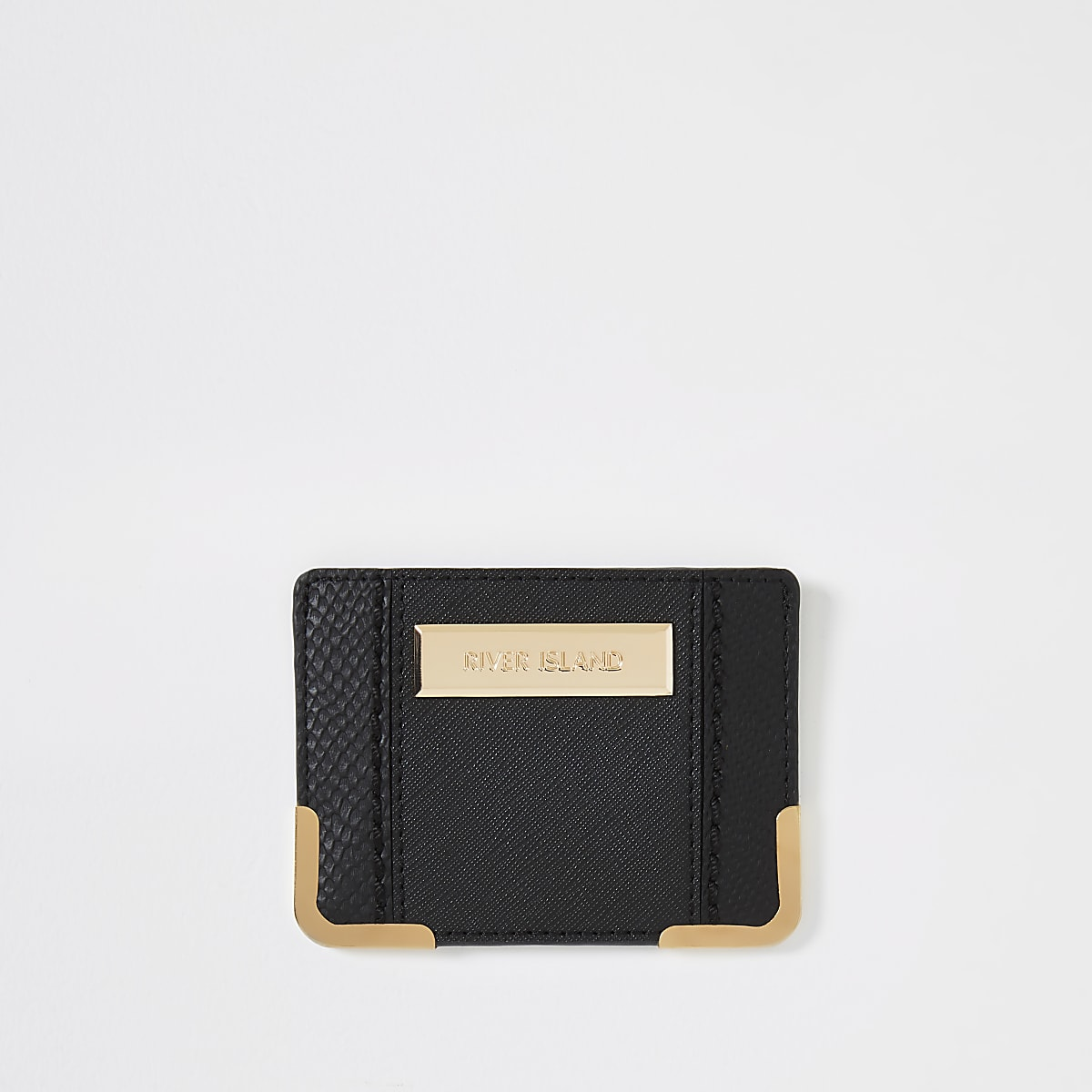 Black RI card holder