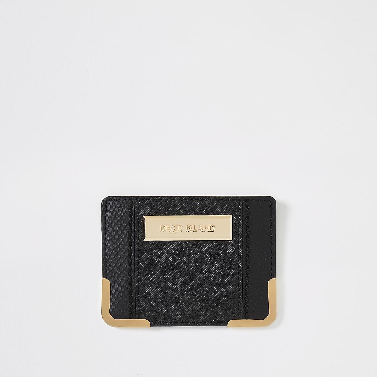 Black RI card holder