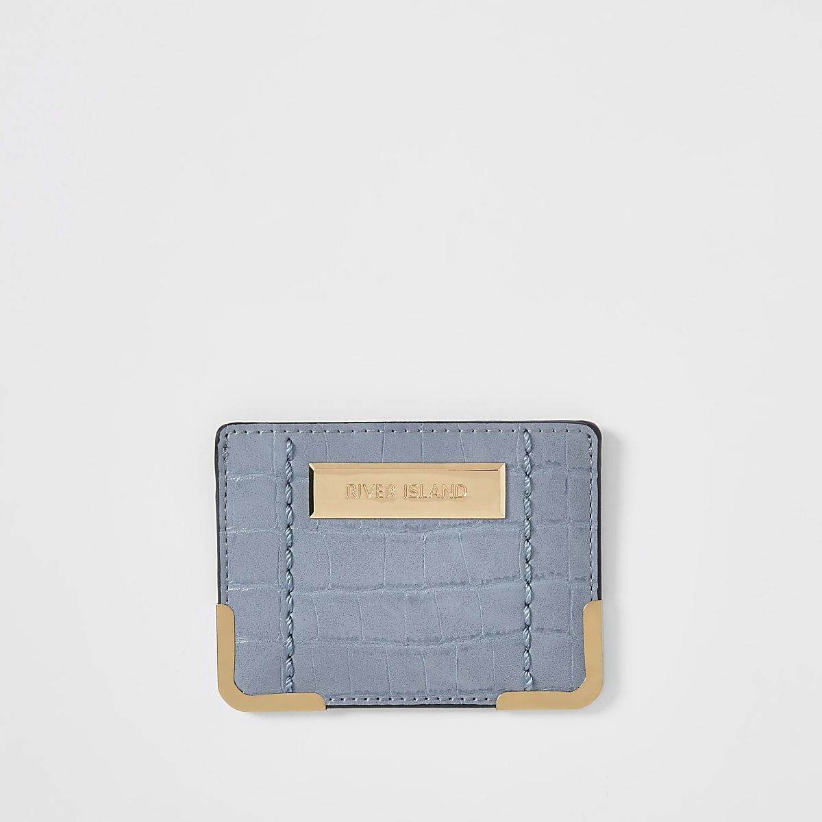 Blue RI card holder