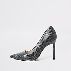 ae99519e08 Court Shoes | Court Heels | Black Court Shoes | River Island